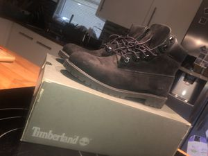Timberlands all black for Sale in Tampa, FL