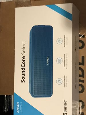 Soundcore select speaker for Sale in Severn, MD