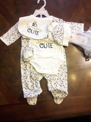 Baby 7pcs sets. new. Boutique Style for Sale in Las Vegas, NV