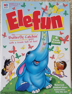 Elefun butterfly catching game for Sale in Charlotte, NC