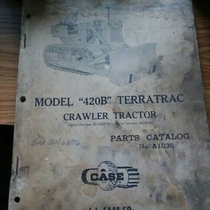 Manual Terratrac Crawler Tractor for Sale in Valparaiso, IN