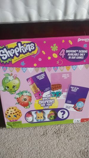 Shopkins game for Sale in Spring, TX
