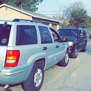 99-04 Jeep Grand Cherokee Parts for Sale in Riverside, CA