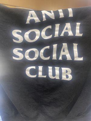 anti social social club for Sale in Los Angeles, CA