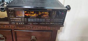 Pioneer AV Receiver Amplifier Pre Amp Tuner Stereo VSX-9500S Japan Phono Dolby for Sale in New York, NY