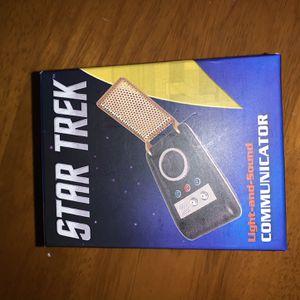 Brand New Star Trek Communicator for Sale in Evansville, IN
