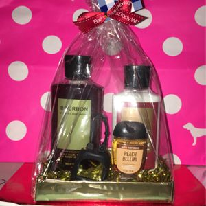 Happy Valentines Day Men Bourbon Gift Set for Sale in Rosemead, CA