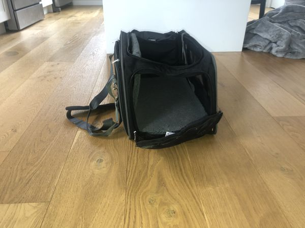 Travel Size Pet Carrier for Medium Sized Pet