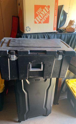 Plastic bin for Sale in Santa Maria, CA