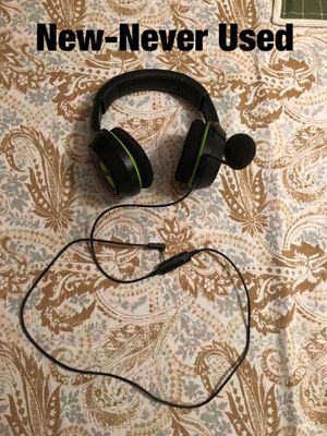 Xbox One Wired Turtle Beach Headset for Sale in Spring Hill, FL