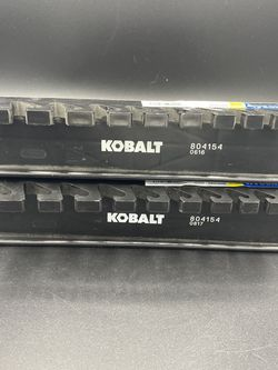 New -(2) Kobalt Magnetic Hanging Wrench Organizer - 804154 (NO Wrenches for Sale in Peoria,  IL