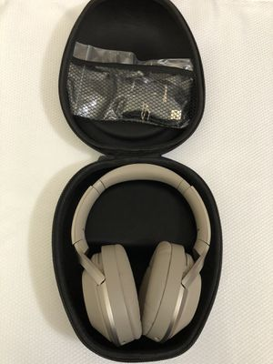 Sony WH-1000XM2 Noise Canceling Bluetooth Headphone - Gold ( WH1000XM2 ) for Sale in Garland, TX