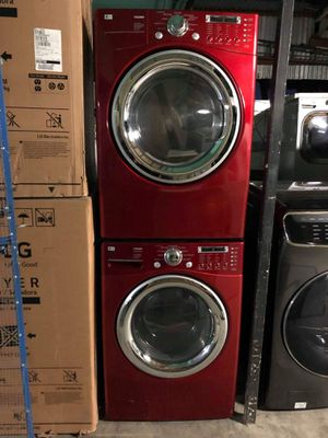 LG Tromm washer and dryer for Sale in Corona, CA