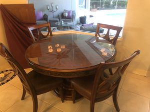 Dining Room Table & Chairs for Sale in Naples, FL