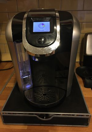 KEURIG 2.0 With kcup/ coffee tray. Great Condition!!!! for Sale in Irwindale, CA