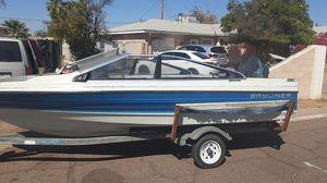 Bayliner boat for. Sale or trade asking 750 obo for Sale in Phoenix, AZ