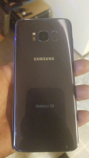 Samsung Galaxy S8 T-mobile 64GB for Sale in Stanwood, WA