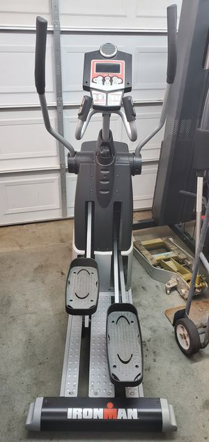 Ironman elliptical for Sale in Glendale, AZ