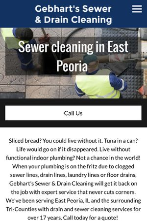 Sewer & Drain Cleaning Business w ALL equipment for Sale in BAYVIEW GARDE, IL