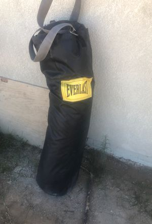 Punching bag for Sale in Perris, CA