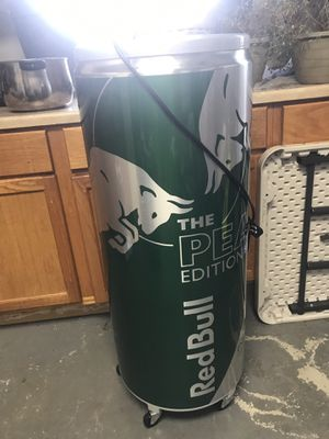 Redbull cooler electric for Sale in Urbana, MD