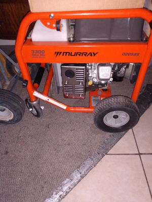 Murry pressure washer almost new $375 for Sale in Victorville, CA