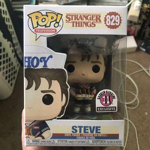 Steve Funko pop for Sale in Middleburg, FL