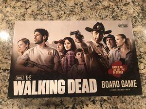 Walking dead board game for Sale in San Antonio, TX