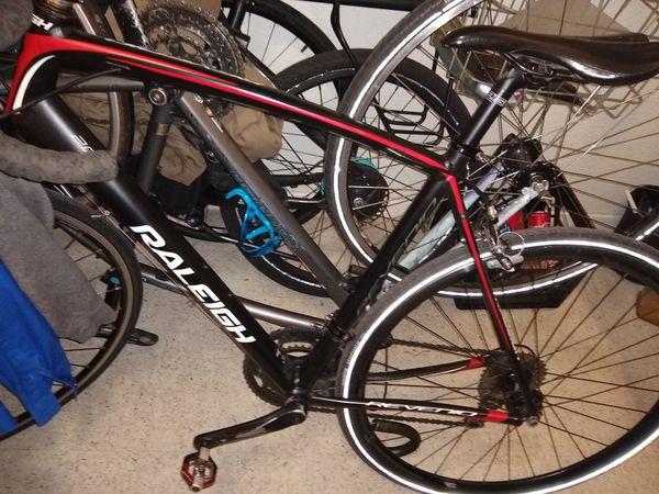 Raleigh road bike 2.0