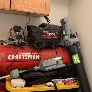 Craftsman Air Compressor for Sale in Burtonsville, MD