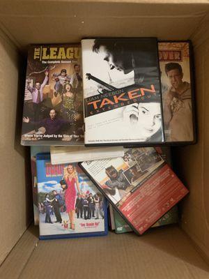 Box of DVDs for Sale in San Luis Obispo, CA