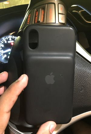 iPhone X Apple charging case for Sale in Chicago, IL