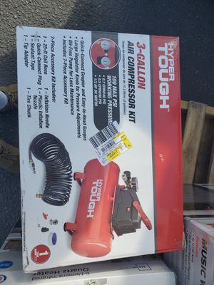 Air compressor for Sale in Lincoln Acres, CA
