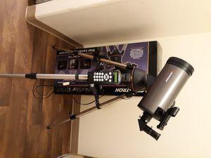 Telescope Celestron Nexstar 127 SLT with extras for Sale in Gresham, OR