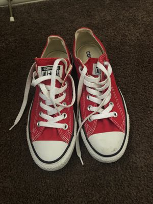 Shoes converse for Sale in Dallas, TX