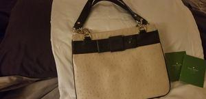 NEW Kate Spade Darcy Valencia Ostrich handbag for Sale in Henderson, NV