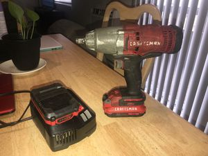 Craftsman impact drill for Sale in Providence, RI