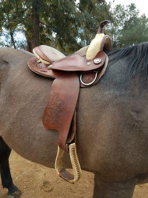 western saddle for Sale in Ramona, CA