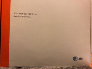 AT&T 2Wire Wireless Gateway DSL Router Modem for Sale in Montebello, CA