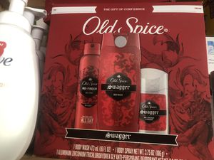 Old spice gift sets for Sale in Lakewood, CA