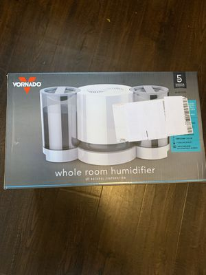 Evaporated humidifier for Sale in Rosamond, CA