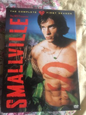 Smallville, all 10 seasons on DVD for Sale in Lynnwood, WA