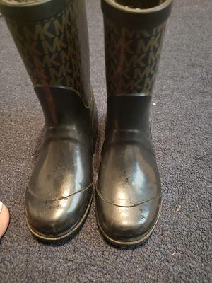 Micheal Kors rain boots for Sale in Ellenwood, GA