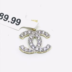 10Kt Gold and CZ Charm available on special offer for Sale in Indianapolis, IN