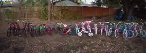 BIKES! LOTS OF BIKES!!! Message for individual prices or buy them all! for Sale in Arlington, TX