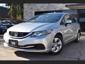 2013 Honda Civic Sdn for Sale in Dallas, TX