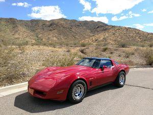 1982 Chevy Corvette for Sale in Phoenix, AZ