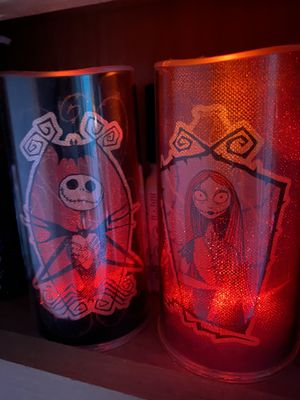 Nightmare before Christmas candles for Sale in Phoenix, AZ