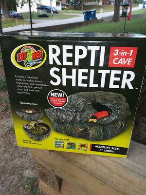 Reptile Shelter for Sale in Jefferson City, MO
