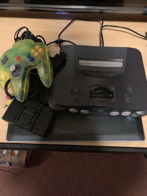 Nintendo 64 for Sale in Fresno, CA